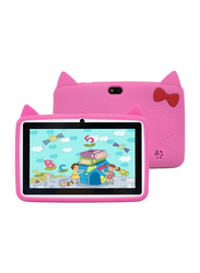 Wintouch K75 8GB Pink 7-inch Kids Tablet, 512MB RAM, WiFi Only