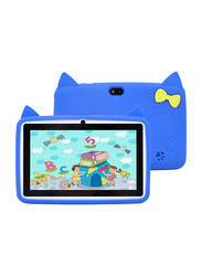 Wintouch K75 8GB Blue 7-inch Kids Tablet, 512MB RAM, WiFi Only