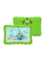 Wintouch K76 8GB Green 7-inch Kids Tablet, 512MB RAM, WiFi Only