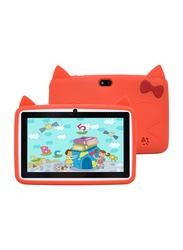Wintouch K75 8GB Orange 7-inch Kids Tablet, 512MB RAM, WiFi Only