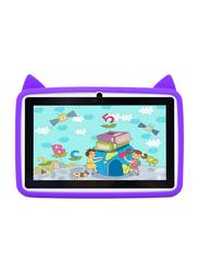 Wintouch K75 8GB Purple 7-inch Kids Tablet, 512MB RAM, WiFi Only