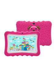 Wintouch K76 8GB Pink 7-inch Kids Tablet, 512MB RAM, WiFi Only