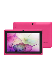Wintouch Q75S 8GB Pink 7-inch Tablet, 512MB RAM, WiFi Only