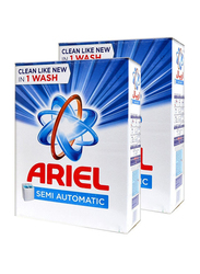 Ariel Semi Automatic Original Scented Detergent Powder, 2 x 7 Kg