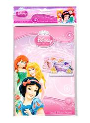 Disney Princess 18-Pieces 3D Puzzle Small Photo Frame, 3cm, Purple