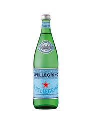 San Pellegrino Carbonated Natural Mineral Water, 750ml