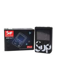 Sup 400-in-1 Portable Retro Console, Black