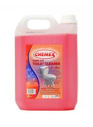 Chemex Flushout Toilet Cleaner, 5 Liter