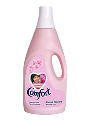 Comfort Kiss of Flowers with Rose Fresh Fabric Conditioner, 2 Liter