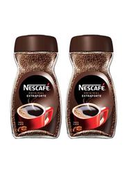 Nescafe Original Extraforte Coffee, 2 Bottle x 230g