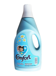 Comfort Touch of Love with Lilac fresh Liquid Fabric Conditioner, 2 Liter