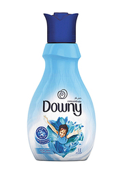 Downy Valley Dew Liquid Fabric Conditioner, 1 Liter