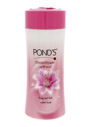 Pond's Dream Flower Fragrant Talc, 200gm, White