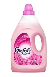 Comfort Flora Soft Fabric Softener, 4 Litre