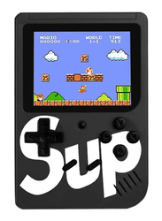 Sup Retro Portable Mini Handheld Game Console, with 400-in-1 Games, Black