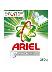 Ariel Automatic Laundry Original Scent Powder Detergent, 260g