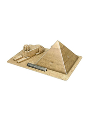 3D Pop Out World Sphinx and Pyramid Puzzle, 21.5cm, Multicolour