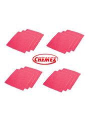 Chemex MC-1102 Sponge Cloth, 4 Pack x 3 Pieces