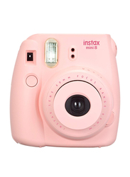 Fujifilm Instax Mini 8 Instant Camera, 30.4 MP, Pink
