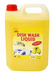 Crown Dishwashing Liquid, 5 Litre