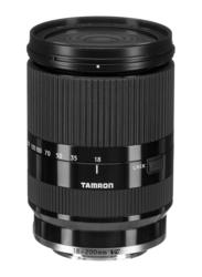 Tamron B011E 18-200mm F/3.5-6.3 Di III VC Lens for Sony Mirrorless Camera, Black