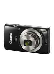 Canon Ixus 185 Point and Shoot Camera with 5-40mm, 20 MP, 16GB, Bag, Black