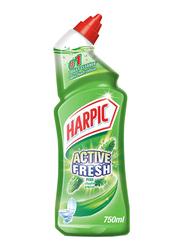 Harpic Active Fresh Pine Toilet Cleaner, 750ml