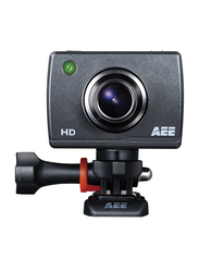 AEE S50X Action Camera, 8 MP, Waterproof, Black