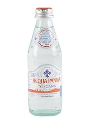 Acqua Panna Toscana Italia Natural Mineral Water, 250ml