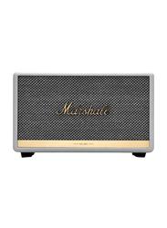 Marshall Acton II Wireless Bluetooth Stereo Speaker, White