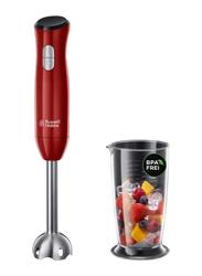 Russell Hobbs 700ml Desire Hand Blender, 500W, 24690-56, Red