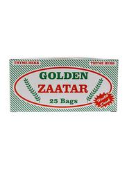 Golden Thyme Herb Zaatar, 25 Tea Bags x 50g