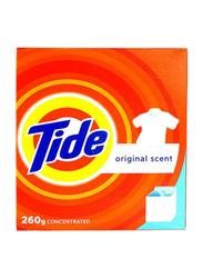 Tide Original Laundry Detergent Powder, 260g