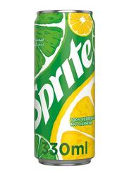 Sprite Regular Soft Drink, 330ml