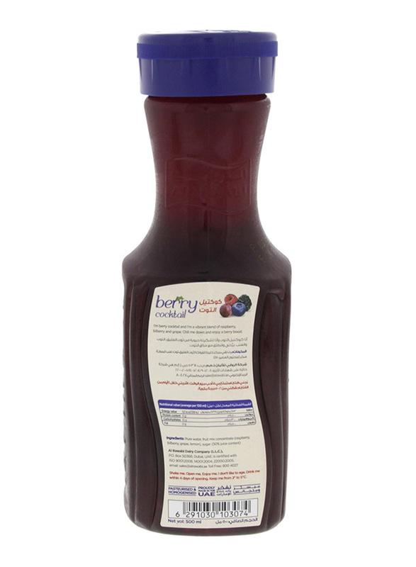 Al Rawabi Berry Cocktail Juice, 500ml