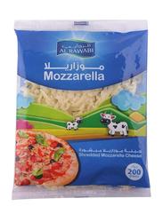 Al Rawabi Shredded Mozzarella Cheese, 200g