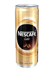 Nescafe Latte Can Iced Coffee, 240ml