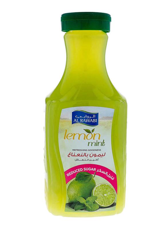 Al Rawabi Lemon and Mint Juice, 1.75 Liters