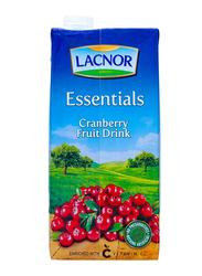 Lacnor Cranberry Juice, 1 Litre