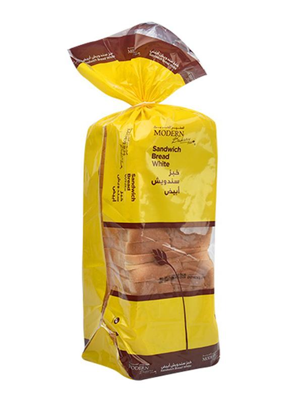 Modern Bakery Sandwich Sliced White Bread, 600g