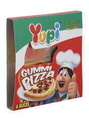 Yupi Gummy Slice Pizza Candies Bag, 6 Slices, 23g