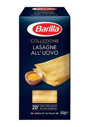 Barilla Egg Lasagne Pasta, 500g
