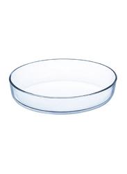 Luminarc 26-cm Sabot Oval Oven Dish, 26 x 20cm, Clear