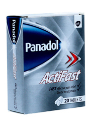 Panadol Actifast, 20 Tablets