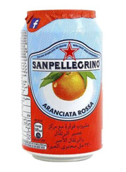 San Pellegrino Aranciata Rossa Juice, 330ml