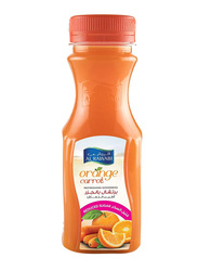 Al Rawabi Orange & Carrot Juice, 200ml