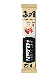 Nescafe 3 in 1 Creamy Latte Coffee, 22.4g