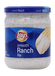 Lays Smooth Ranch Dip, 425g