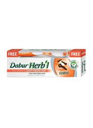 Dabur Herbal Clove Toothpaste, 150gm