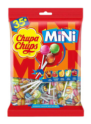 Chupa Chups Fruity Mini Lollipops, 210g